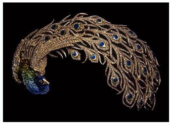 El broche del Maharajá