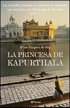 Libro La Princesa de Kapurthala